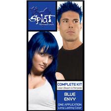 Splat Rebellious Colors Semi-Permanent Hair Dye, Blue Envy