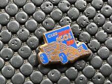 PINS PIN BADGE CAR F1 CLUB IGOL ARTHUS BERTRAND