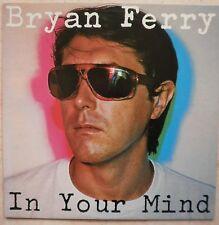 """BRYAN FERRY """" In Your Mind """" (Vinyle 33t / LP) 1977 - Pressage US - US Pressung"""
