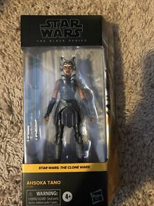 Star Wars Black Series Ahsoka Tano Walmart Exclusive