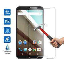 100% Tempered Glass 9H Slim Film Screen Protector Guard For LG Google Nexus 6
