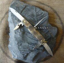 couteau de poche multifonctions 6 lames DOURIS French Pocket Knife multi tools
