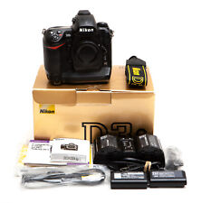 Nikon D3s 12.1 MP Digital SLR Camera + CF Memory - Pro Workhorse! ** USA Model