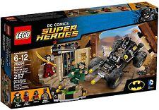 LEGO® DC Comics™ Super Heroes 76056 Batman™: Ra's al Ghuls™ Rache NEU OVP NEW
