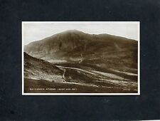 Postcard - c1930's View of Mountatin Ben-Y-Vrackie, Pitlochry, Scotland