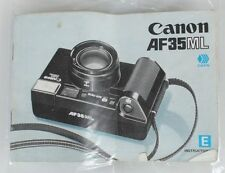 CANON AF35ML MANUAL