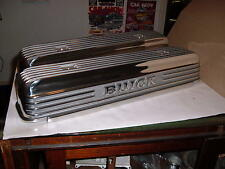 BRAND NEW!! Buick nailhead valve covers aluminum  with LOGO 322 364 401 425