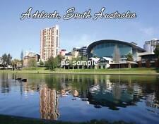 Australia - ADELAIDE - travel souvenir fridge magnet