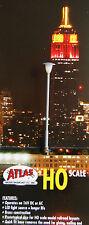 HO-SCALE STREET LIGHT OR PARKING LOT BY ATLAS MODEL RR -FREE SHIPPING IN U.S.!