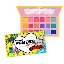 Rude Whatever Forever Eyeshadows Palette - 18 Eyeshadow Palette - New