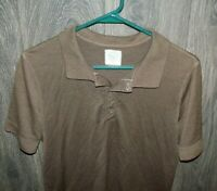 NWOT Rambler's Way 100% Wool Polo SIZE SMALL Made in Maine USA