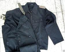NVA Arbeitsuniform für Offiziere der Luftstreitkräfte 2-teilig Jacke u. Latzhose