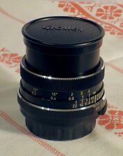 Carl Zeiss Distagon T* Oberkochen Opton Di 25mm F2.8 25 2.8 QBM for Rollei SL35