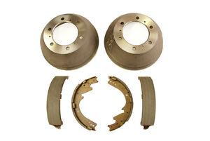 For Mitsubishi Canter FB631 2.8TD/FB634 3.0TD (98->) Rear Brake Shoe & Drum Kit