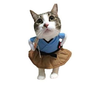 Funny Coat Party Dress Cute Costume Cat Dog Urashima Taro Cosplay Clothes