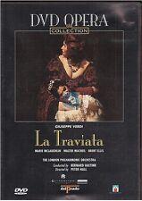 DVD OPERA verdi - la traviata DEL PRADO