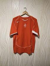 NETHERLANDS 2004 2006 HOME FOOTBALL SOCCER SHIRT JERSEY NIKE HOLLAND
