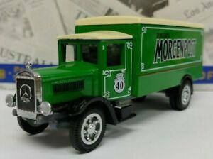 @@@***** Matchbox YPP03 MOY 1932 Mercedes-Benz L5 Berliner Morgenpost *****@@@
