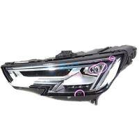 AUDI A4 B9 FACELIFT 2015-2016 FULL LED DRL LEFT HEADLIGHT HEADLAMP p 8W0941033A
