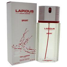 Lapidus Pour Homme Sport by Ted Lapidus for Men - 3.33 oz EDT Spray