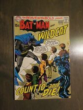 Brave and the Bold (1st Series DC) #88 VG-F