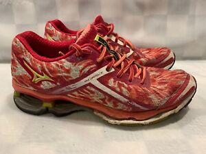 Mizuno Wave Creation 15 Running Women's Shoes Size 8 Pink 410568-8Q41