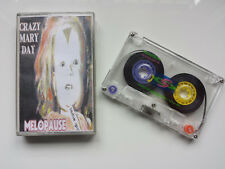 "CRAZY MARY DAY ""MALOPAUSE"" RARE PROMOTIONAL DEMO CASSETTE / PUNK - ROCK - INDIE"
