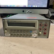 Hp Hewlett Packard 3478a Digital Multimeter Broken As Is