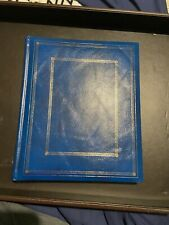 SWITZERLAND Stamp Album - 100's of Used Stamps, mounted on paper