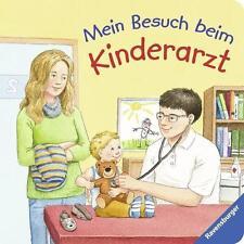 Mein Besuch beim Kinderarzt von Frauke Nahrgang (2015, Gebundene Ausgabe)