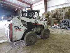"""""""Used"""" - 2007 Bobcat S220 Skid Steer Loader - Pick Up Only #071"""