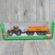SIKU 1858 - 1:87 - Traktor mit Dolly und Kippmulde - OVP -#V29382