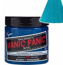 MANIC PANIC -- Atomic Turquoise -- HAIR DYE  118 ML x 2 (Duo)