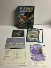 1994 Wings of Glory By Origin Big Box Complete PC Game CD-ROM Electronic Arts