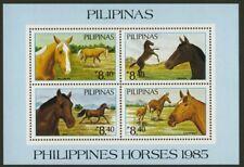 Philippines 1747g MNH Horses