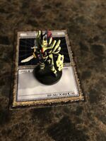 Yu-gi-Oh! Dungeon Dice Monsters Black Luster Soldier B4 - 02 English Minifigure