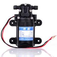 DC-12V High Pressure Auto Diaphragm Water Pump For Marine Boat Caravan/Motor
