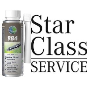 Additivo Diesel Tunap 984 Gasolio Nuova formula pulizia iniettori professionale