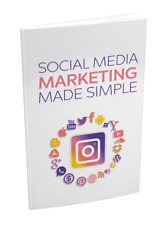 Social Media Marketing Made Easy Ebook Pdf With Free Shipping And Ressel Rights