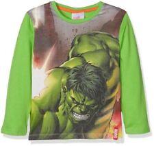 T-shirts, débardeurs et chemises verts à longueur de manche manches longues pour garçon de 10 ans