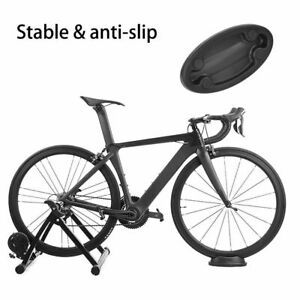 5 Level Resistance Magnetic Indoor Bike Bicycle Trainer Exercise Stand Black