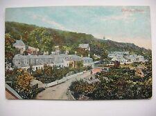 Corrie, Arran  --  Near Brodick, Sannox, Lochranza etc.    (Valentines - 1905)
