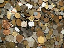 World Coins, 5 Pound Lot, Various Types, Metals, Grades, Free Usa Shipping