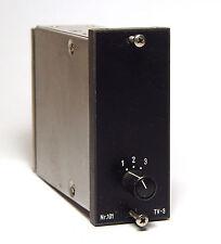 TV-3 Input Preamplifier Plug-In for Telefunken / TAB / Neumann Recording Desks