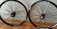 Profile Bmx Wheelset (Red)