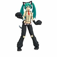 Project Diva Arcade Future Tone Hatsune Miku Super Premium Action Figure Nyanko