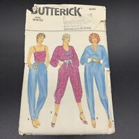 Butterick Vintage Sewing Pattern #4545 Misses Top Camisole and Pants Sizes 6-10