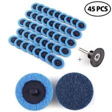 2 inch Roloc Quick Change Sanding Discs w/ 1/4