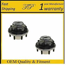 Front Wheel Hub Bearing Assembly for Ford F250 350 450 Superduty(4X4) 99-04 PAIR