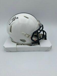 Chris Godwin Signed Penn State  Mini Helmet COA/Holo Buccaneers